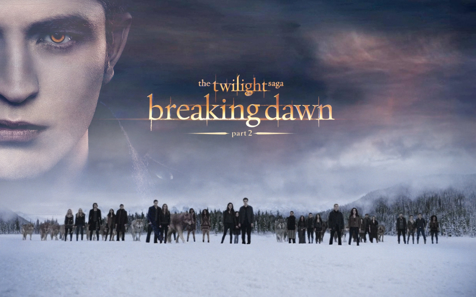 Twilight breakdown Saga 2